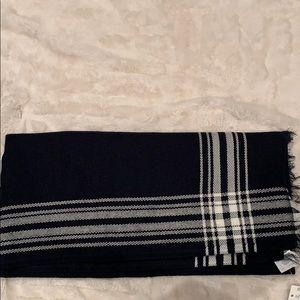 Jcrew poncho scarf